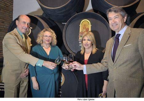 La Ruta del Vino del Marco de Jerez se suma al proyecto 'Andalucía, paisajes con sabor' de turismo gastronómico