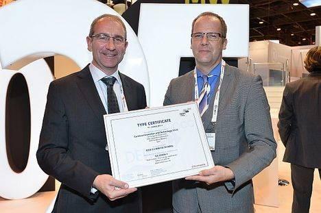 Gamesa obtiene el certificado tipo de su aerogenerador G114-2.5 MW
