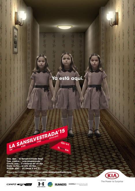 """Kia patrocina """"La Sansilvestrada"""