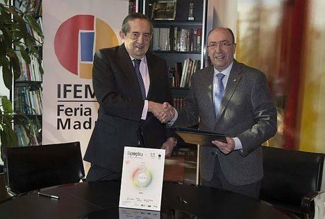 ExpoÓptica amplía su acuerdo de colaboración con el Consejo General de Colegios de Opticos-Optometristas