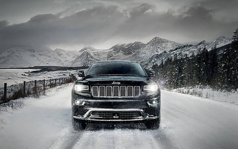 """Comienza el """"Winterproof"""" de Jeep"""