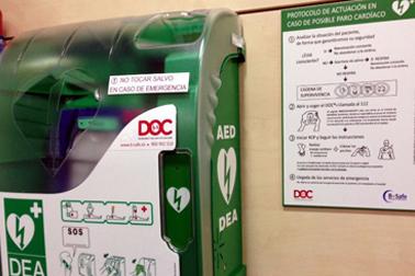 Los colegios San Patricio de Madrid se equipan con la tecnología más innovadora en cardioprotección