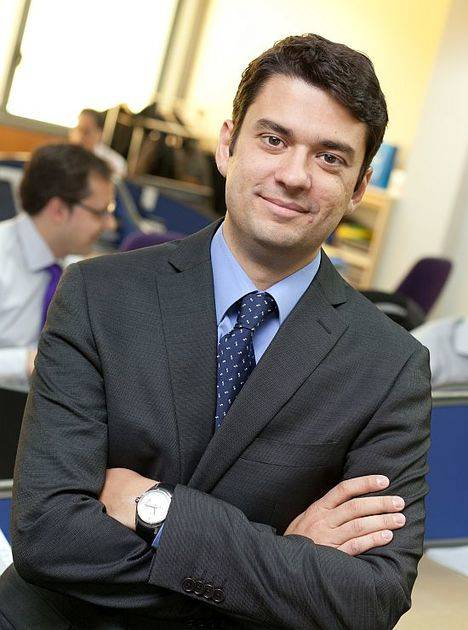 Gustavo Brito, director general de IFS Iberia