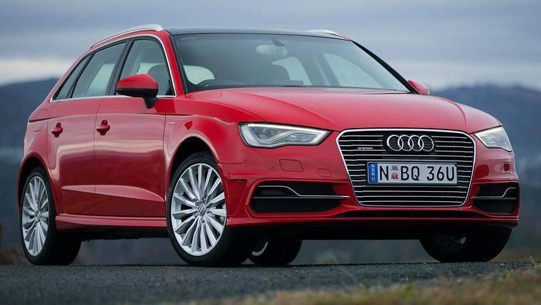 Audi A3 Sportback e.tron