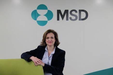 Beatriz Martín-Luquero, nueva directora ejecutiva de Recursos Humanos para MSD en España y Portugal