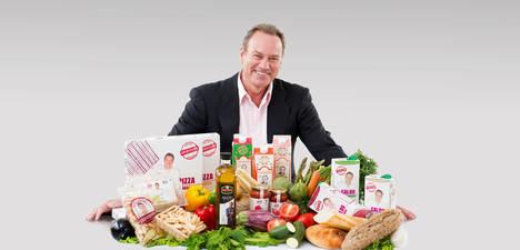 Bertín Osborne selección con el producto español