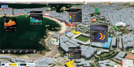 Coruña Smart City, Best Practice para el informe Smart City INDEX 2016 de EY