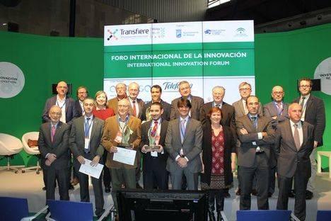La quinta edición de Transfiere, Foro Europeo para la Ciencia, Tecnología e Innovación, clausuró sus puertas en el Palacio de Ferias y Congresos de Málaga (Fycma)