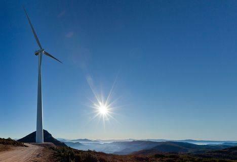 Gamesa renovará un parque en Alemania con turbinas de 4,5 MW de potencia