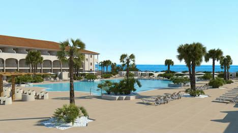 Iberostar Andalucía Playa reabre con categoría 5 estrellas