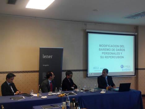 RC DE AMINISTRADORES, reúne en Vigo a LENER, MARKEL y ABELLA Mediación
