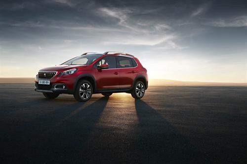 Nueva generación del Peugeot 2008