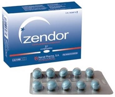 Los componentes de ZENDOR® de NARVAL PHARMA pueden contribuir a conciliar el sueño