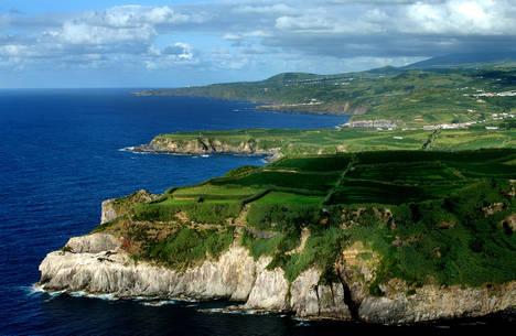 Azores, un prodigio de la naturaleza en medio del Atlántico