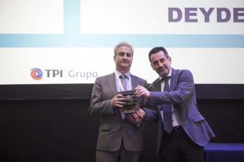 DEYDE, galardonada en los Premios Comunicaciones Hoy por su solución MyDataQ Dedupe 2015