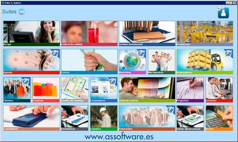 Tradichem implanta el ERP integral FAS-5 de AS Software