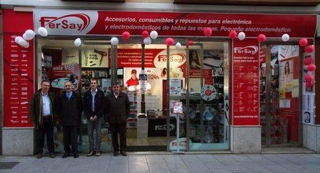 Fersay crece un 15% en Castilla y León e inaugura su tercer establecimiento en Avila