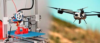 Conferencia: La Impresión 3D al servicio de los Drones