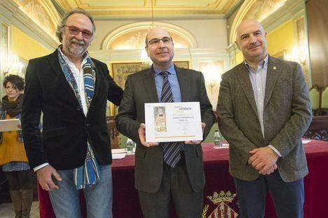 SUPSA recibe el reconocimiento Empresa Solidaria 2016