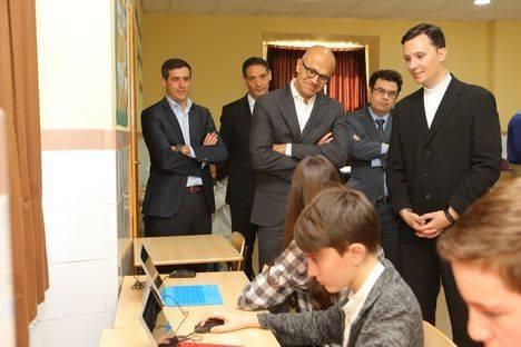 Microsoft apuesta por la tecnología como elemento dinamizador y generador de crecimiento en el mundo educativo