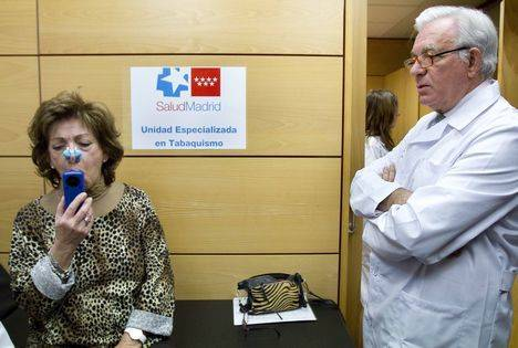 La Unidad Especializada en Tabaquismo de la Comunidad ha atendido a cerca de 11.000 fumadores