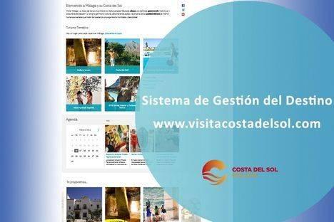 Los usuarios del portal visitacostadelsol.com contribuyen en más de 40 millones de euros al impacto turístico de la provincia