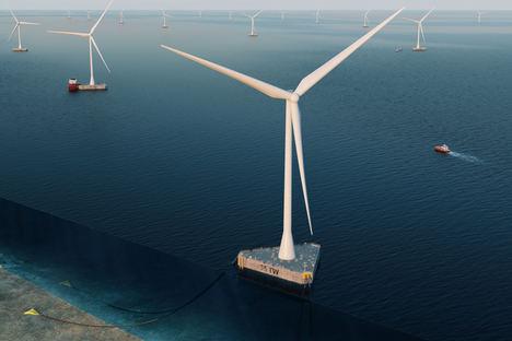 Beridi, empresa española, desarrolla el proyecto de plataformas flotantes en aguas profundas con una tecnología propia avalada por la UE
