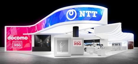 NTT expondrá en MWC19 en Barcelona, la feria comercial más grande del mundo relacionada con los dispositivos móviles