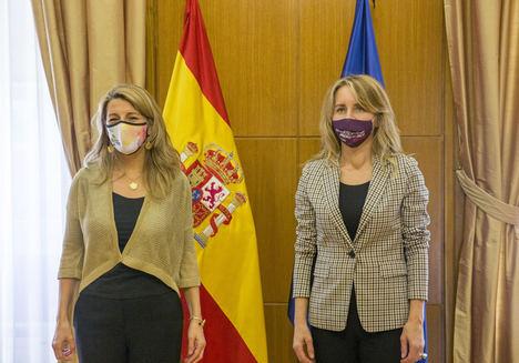 FEDEPE insta a la ministra Díaz a adoptar medidas para frenar el impacto negativo de la pandemia en el empleo femenino