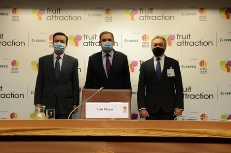 Fruit Attraction activa la mayor comunidad y red social profesional del mundo especializada en el sector hortofrutícola