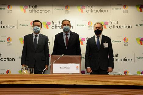 Fruit Attraction activa la mayor comunidad y red social profesional del mundo especializada en el sector hortofrutícola