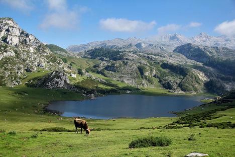 17 lagos para 17 Comunidades Autónomas