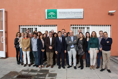1.400 emprendedores asesorados por Andalucía Emprende crean 1.168 nuevas empresas y 1.467 empleos