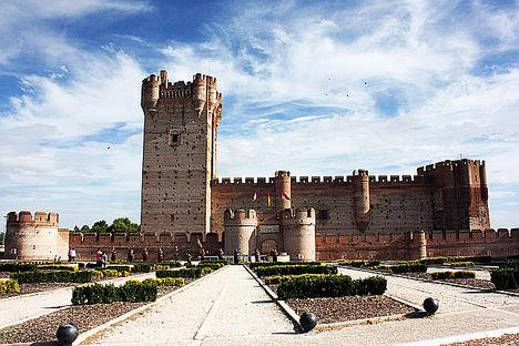 Castillo de la Mota - Medina del Campo.