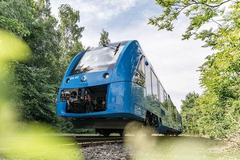Los primeros trenes de hidrógeno del mundo completan con éxito su año y medio de pruebas