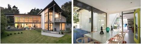 Ocho casas ecológicas de HomeExchange que fomentan el turismo sostenible