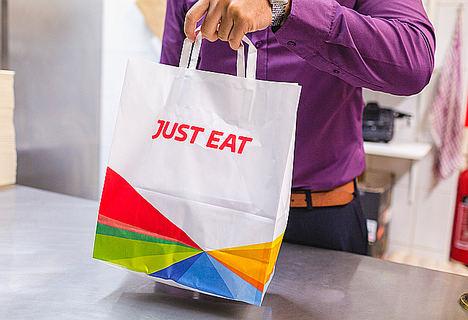 Más de 10.000 restaurantes en España ya forman parte de la plataforma de comida a domicilio de Just Eat