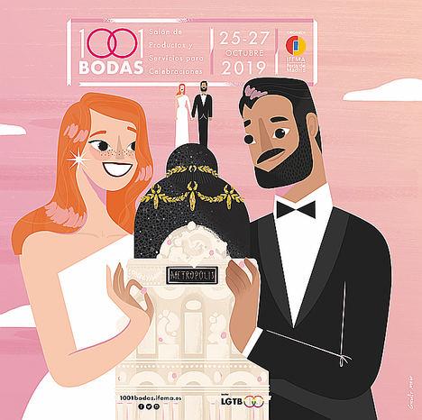 1001 Bodas sorprenderá a sus visitantes con nuevos contenidos de calidad y atractivas actividades paralelas