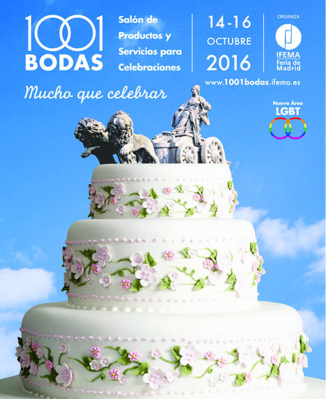 1001 Bodas, una cita imprescindible para los que planean casarse