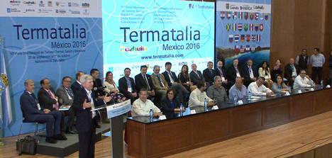 Termatalia México reúne a los principales expertos del turismo de salud a nivel mundial