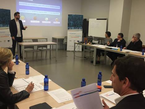 10 empresas de la Comunitat Valenciana seleccionadas para el programa europeo SCALE UP