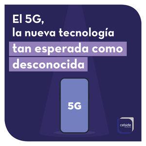Al borde de la llamada Cuarta Revolución Industrial en España, un 52% de los españoles afirma desconocer qué es el 5G
