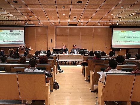 15 centros penitenciarios de Murcia, Valencia, Madrid, Asturias y Galicia implantarán una metodología innovadora que mejora la empleabilidad de los internos