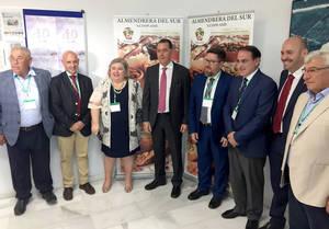 La Junta creará en Málaga un foro de interlocución para buscar soluciones a los retos hídricos de la actividad agraria