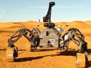 GMV consolida su liderazgo en la tercera fase del mayor programa de robótica espacial de la Comisión Europea