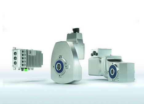 El nuevo catálogo de alta eficiencia de NORD: el variador de frecuencia NORDAC ON, la combinación de reductor/motorreductor DuoDrive y el motor síncrono IE5+.