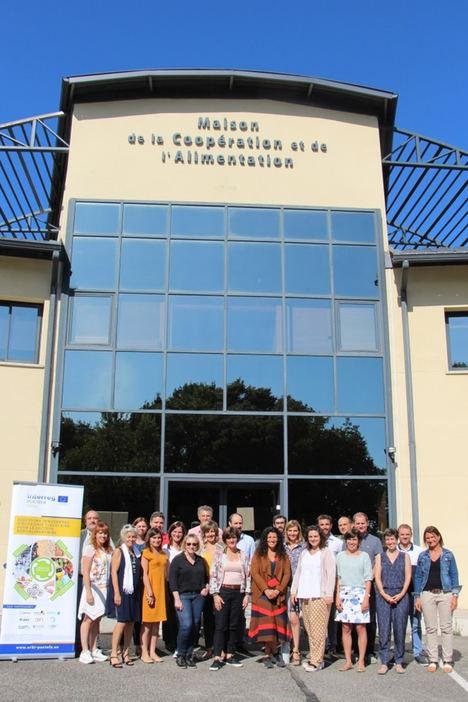 Avances hacia la economía circular en el sector agroalimentario gracias al Proyecto Europeo ORHI