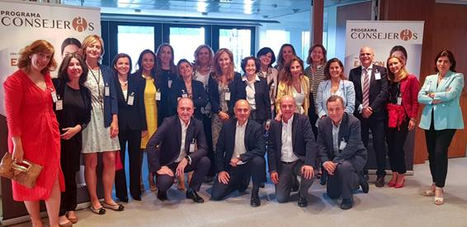 Éxito de participación en la 1ª edición del Programa Consejer@s de EJE&CON