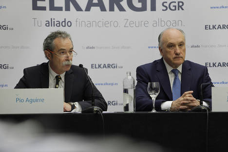 ELKARGI aumenta su actividad un 17% y un 30% los avales destinados a la inversión