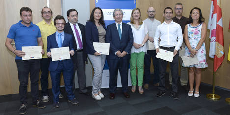 El Grupo CLH y ADE reconocen los dos mejores proyectos innovadores de Castilla y León